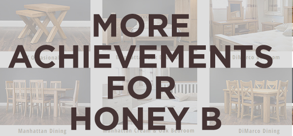 Honey B shortlisted for Best Furniture Manufacturer UK & Ireland