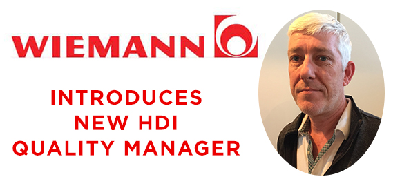 New HDI Quality Manager For Wiemann