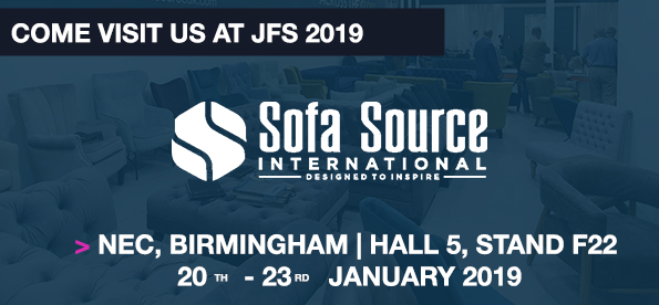 Sofa Source welcome you to the January Furniture Show