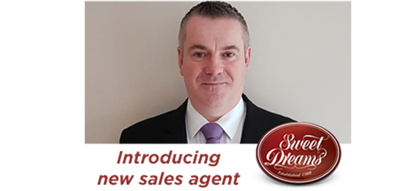 New agent for Sweet Dreams  in Republic of Ireland