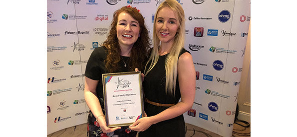 GIE - Highly Commended Family Business of the Year